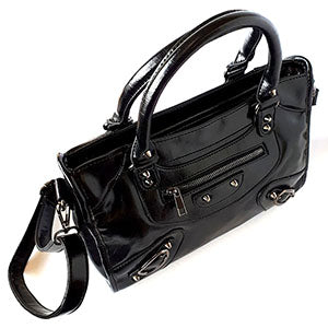 where can i buy a black satchel purse
