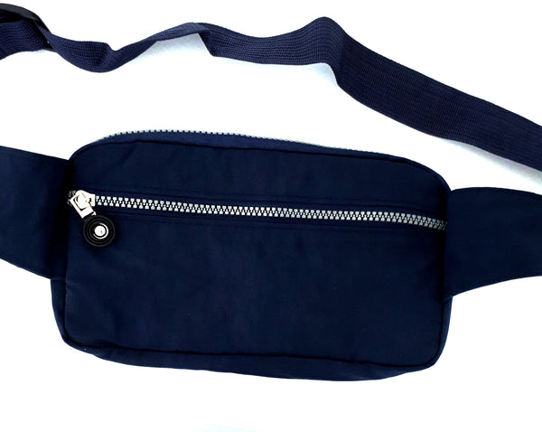 Waist Fanny Pack | 4 zipper pockets | Maxwell