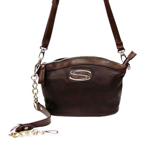 Shoulder Purse | Partly Chain Strap | Mary