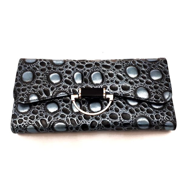 Bubbly wallets for Women | Blue