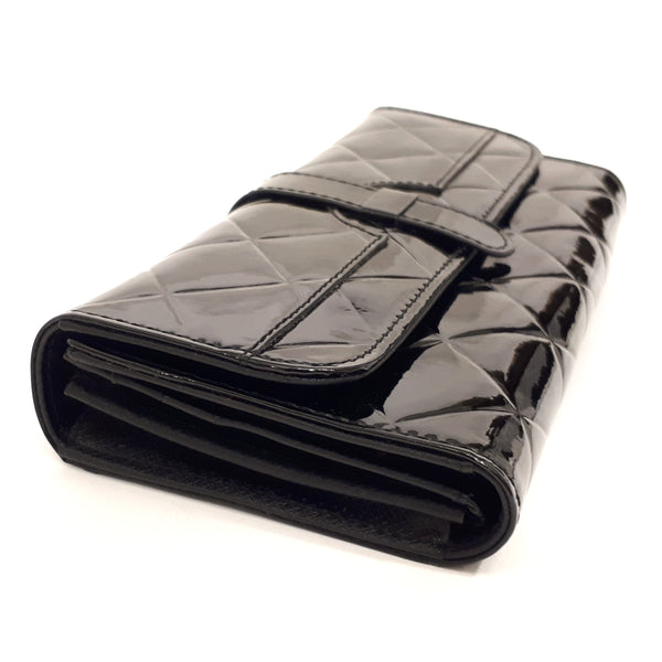 Shiny wallets for Women | Black