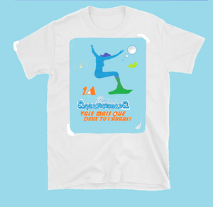 LUMINOUS AQUAFICIONADA - *1A* <br>A-Quality T-Shirt