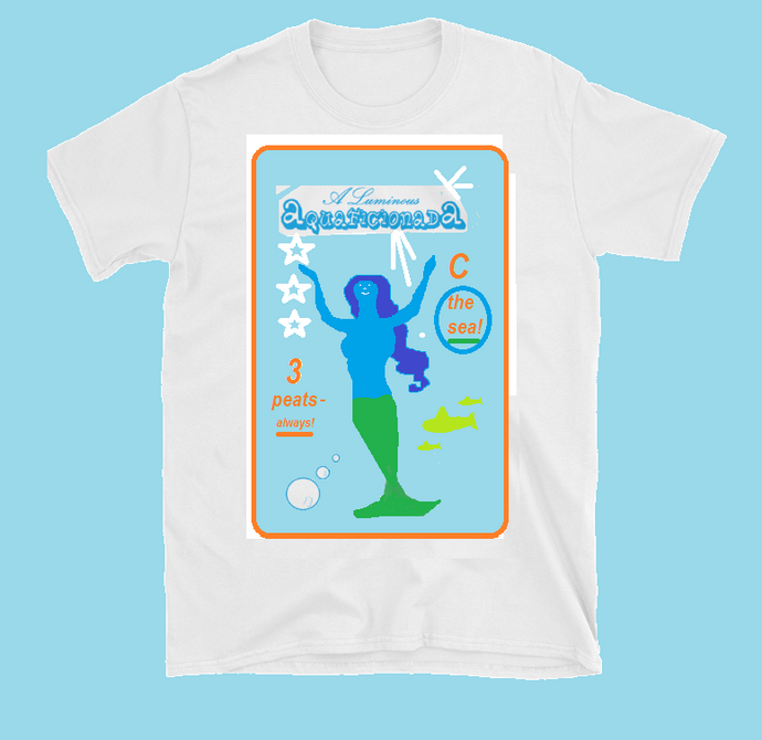 LUMINOUS AQUAFICIONADA - *3C* <br>A-Quality T-Shirt
