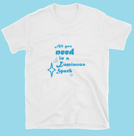 Luminous Spark - Variant Unisex T-Shirt - One Size Fits All
