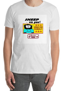 T-Shirt 4 Controversy *3* - Unisex - SHEEP ON YOU!