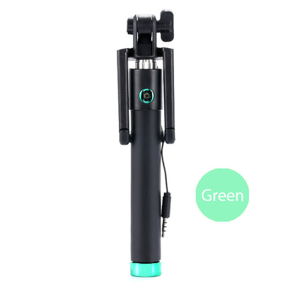 Universal Luxury Remote Selfie Stick Monopod For Iphone 6 6s Plus Extendable Wired Para Selfie Android IOS Self Palo Selfie - Sarahs Collection