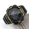 Sports Watch Men's Digital Shock Resistant Alarm Wristwatches Outdoor Military LED Casual Watches Relogio Masculino - Sarahs Collection