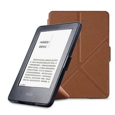 1PC Flip Transformers Leather Cover Smart Case for amazon Kindle Paperwhite 1/2/3 for Paperwhite3 (2015)  e-book reader case - Sarahs Collection