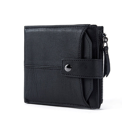 Genuine Leather Men Wallets - Sarahs Collection