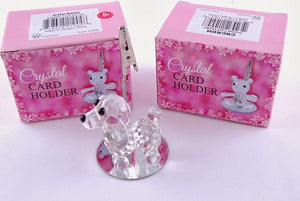 Crystal Picture holder