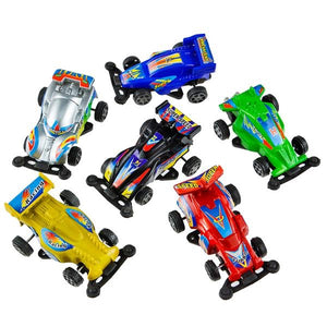 Mini Race Cars