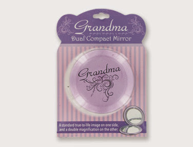 Grandma and Mom Compact Mirror