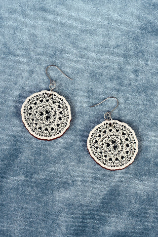 Sydänkäpy Earrings