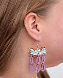 Päivä Earrings Pink