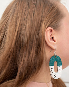 Rinkeli Earrings Black