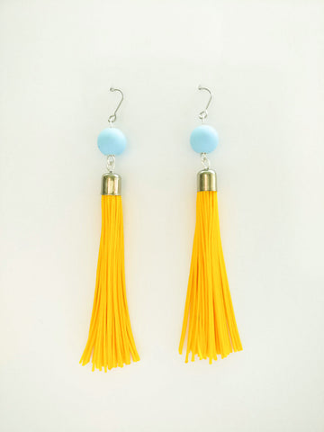 Sini Earrings Yellow