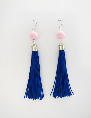Sini Earrings Blue