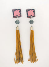 Muoto Earrings Ochre