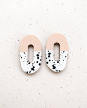 Rinkeli Midi Earrings Peach