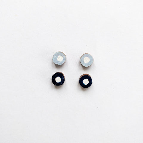Mustikka mini Earrings