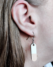 Pastilli Earrings Black