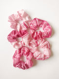 Scrunchie Pink Pattern