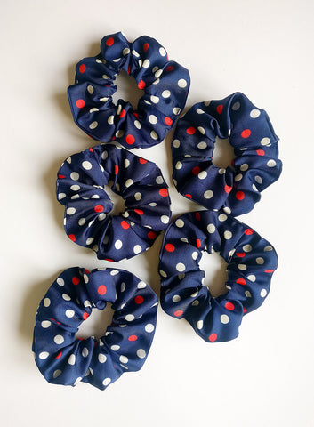Scrunchie Polka Dot