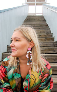 Kaunokki Earrings