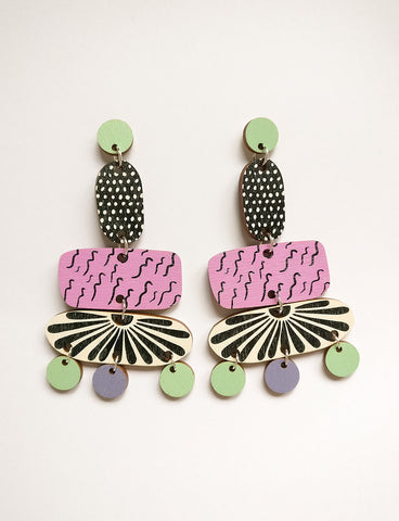 Kaisla Earrings
