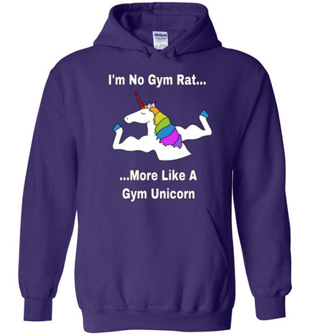 More Like A Unicorn - Hoodie - Tail Threads