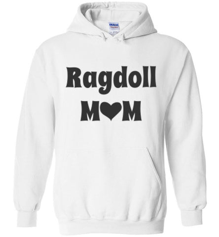 Ragdoll Mom - Hoodie - Tail Threads