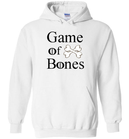 Game of Bones Crossed Bones - Hoodie - Tail Threads