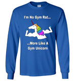 More Like A Unicorn - Long Sleeve - Tail Threads