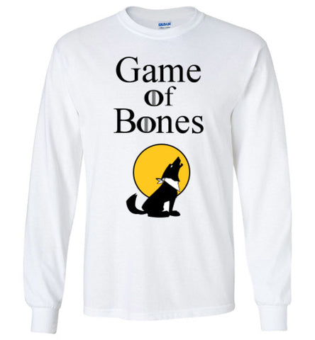 Game of Bones - Long Sleeve - Tail Threads