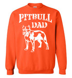 Pitbull Dad - Hoodie - Tail Threads