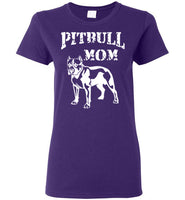 Pitbull Mom - Ladies Cut