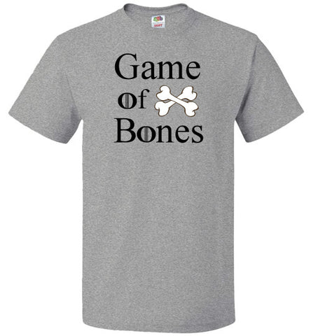 Game of Bones Crossed Bones - Unisex - Tail Threads