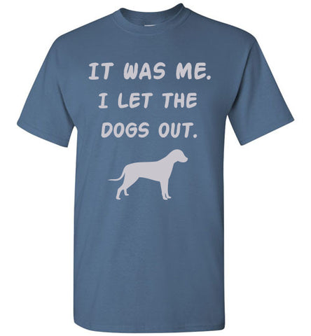 It Was Me. I Let The Dogs Out. - Tail Threads