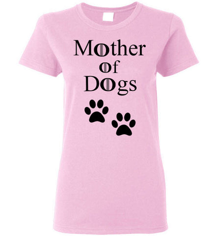 Mother of Dogs - Ladies Cut - Tail Threads