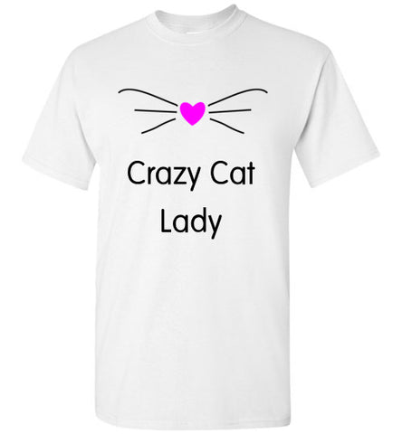 Crazy Cat Lady - Tail Threads