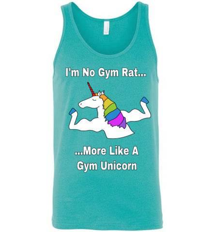 More Like A Unicorn - Tank - Tail Threads