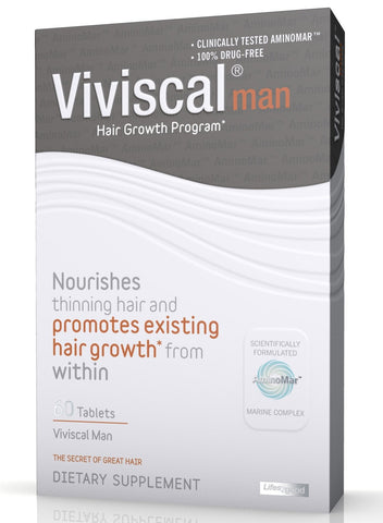 VIVISCAL MAN SUPPLEMENTS 60 CAPSULES