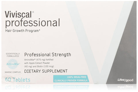 Viviscal Professional Strength Hair Growth Supplement (60 tablets) in India