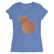 Ladies' Triblend Athletic Pickleball Tee