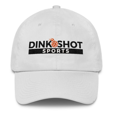 Dink Shot Sports Logo Cap