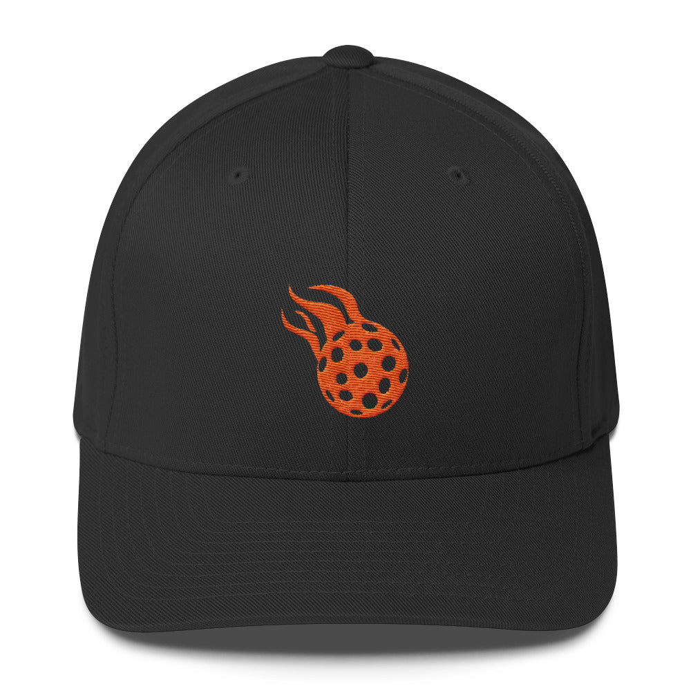 Pickleball FlexFit Structured Twill Cap