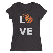 "Ladies' ""LOVE"" Pickleball Tee"