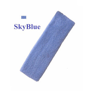 Men's/Women's Cotton Sweatband