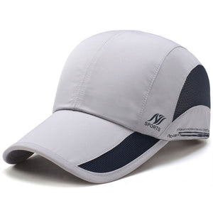 Men's/Women's Quick-Drying Breathable Caps