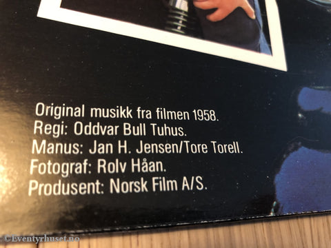 1958. The Original Soundtrack Fra Filmen 1980. Lp. Lp Plate